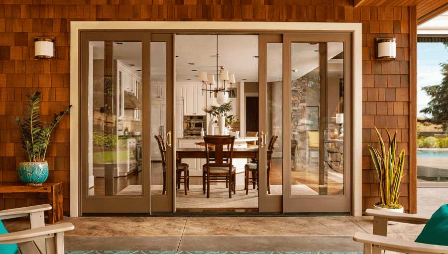 How To Soundproof A Sliding Glass Door The Cheap Way
