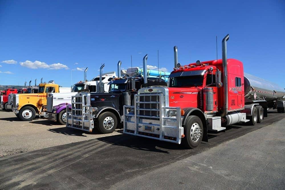 Semi Truck Noise Deadening