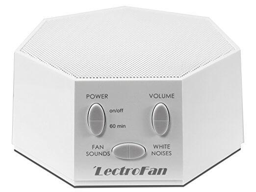 White noise machine.