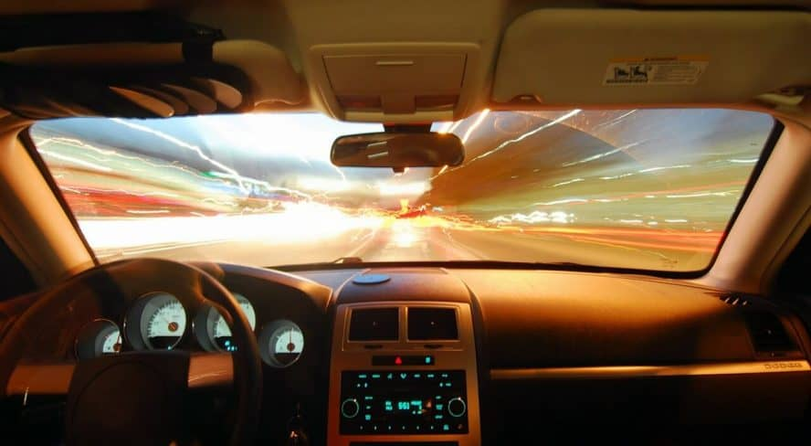 Acoustic Windshield