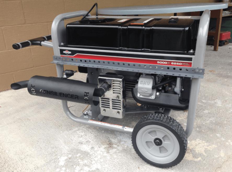GenSilencer for Generators