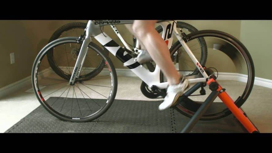 The Quietest Bicycle Trainer