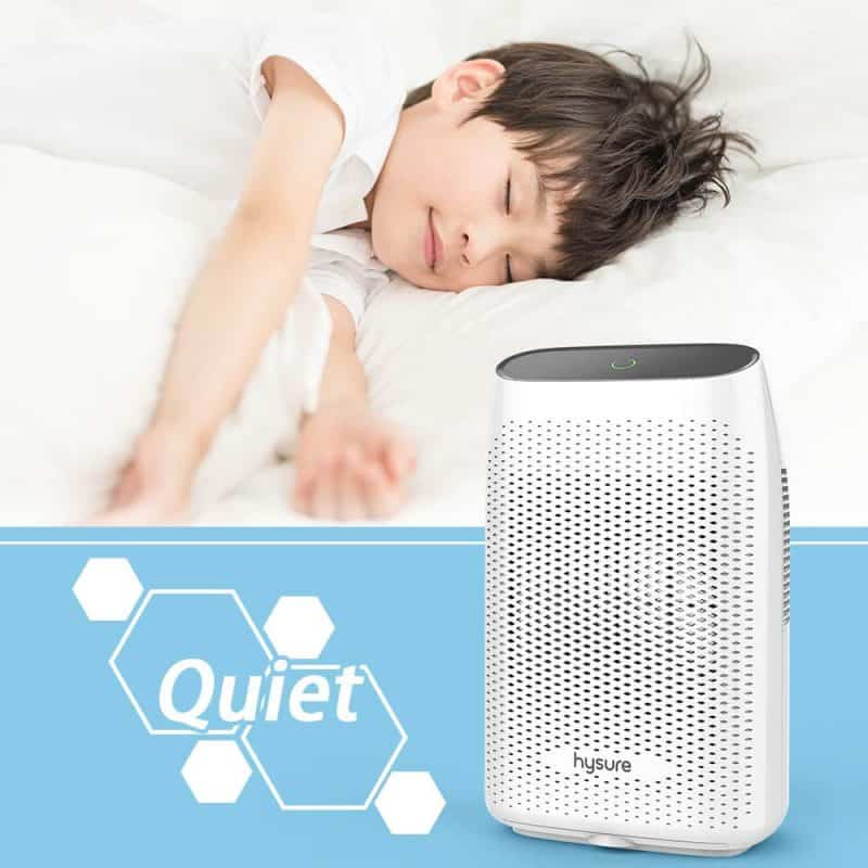 Hysure quiet Dehumidifier