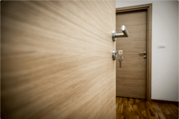 How to soundproof a door in an apartment 9 temporary - How to soundproof your apartment ...